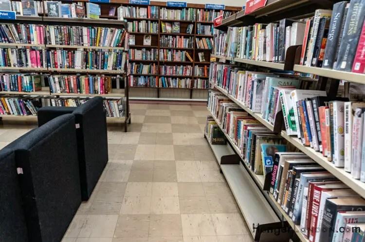 Stoke Newington Library