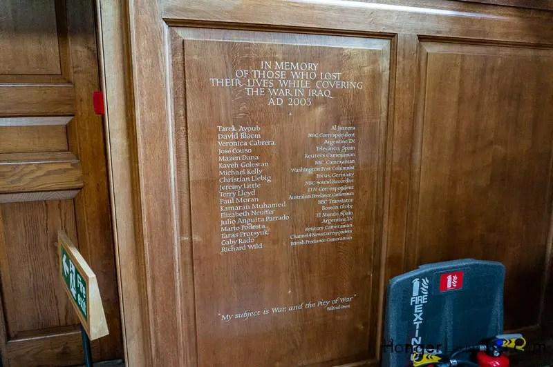 Remembrance St Brides
