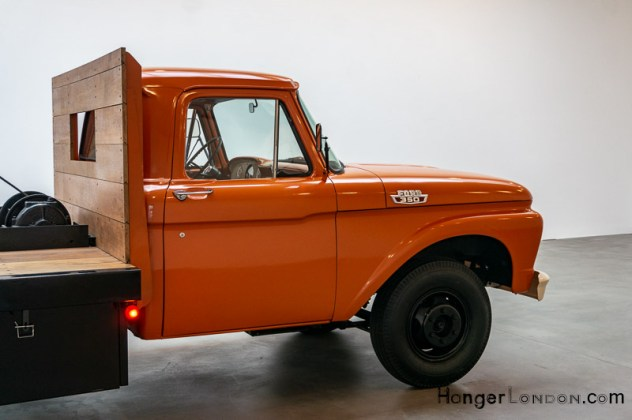 Chris Burden American Pickup Truck at the Gagosian 1