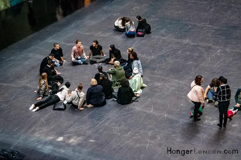 Tate Modern Gallery Circle Conversations