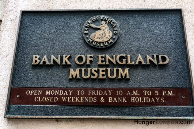 Bank of England Museum in the Heart of the City of London 9