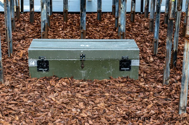 Military Case in Lost Soldiers Montgomery Square Art Item 2