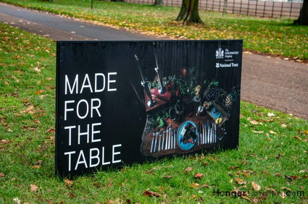 Osterley Park and House Winter Exhibition -Made For The Table In partnership with Goldsmiths Company 6