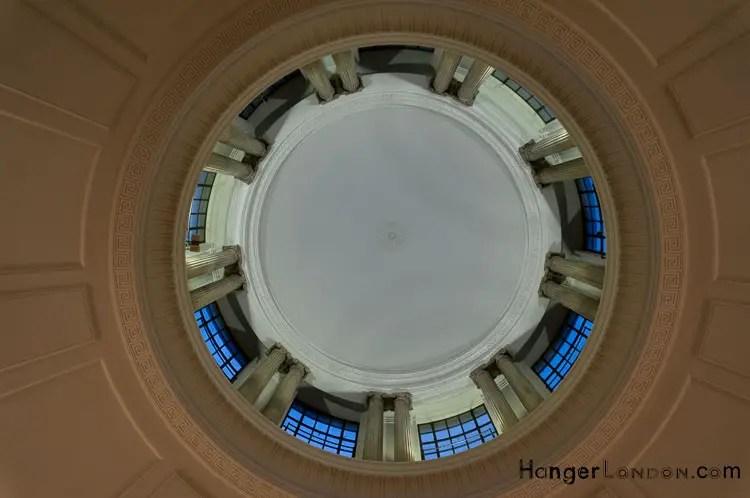 Rotunda Roof Bank of England Museum
