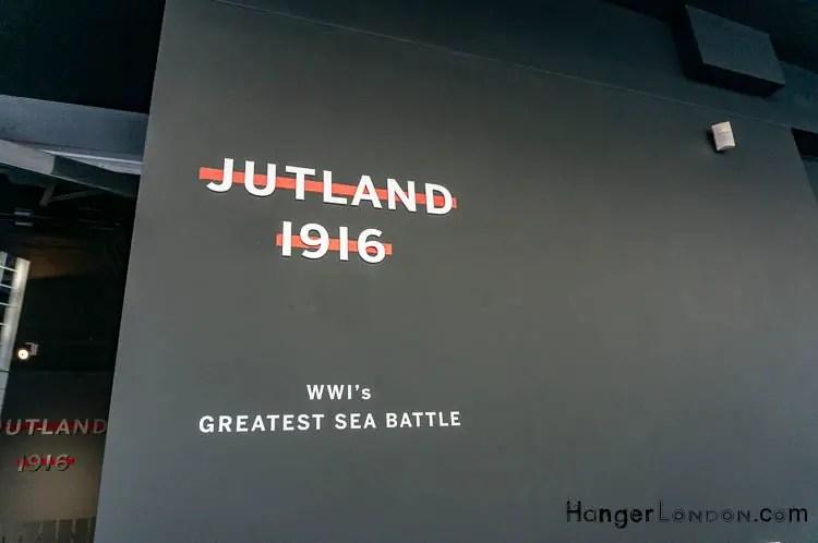 Jutland 1916 gallery Maritime Museum