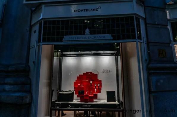 Mont Blanc Royal Exchange Boutiques