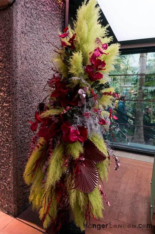 plant foliage arrangement