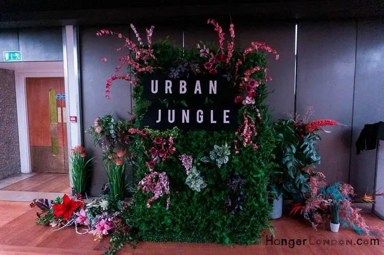 Urban Jungle decoration