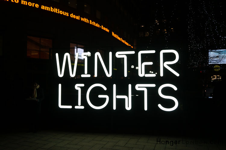winterlights INFO words