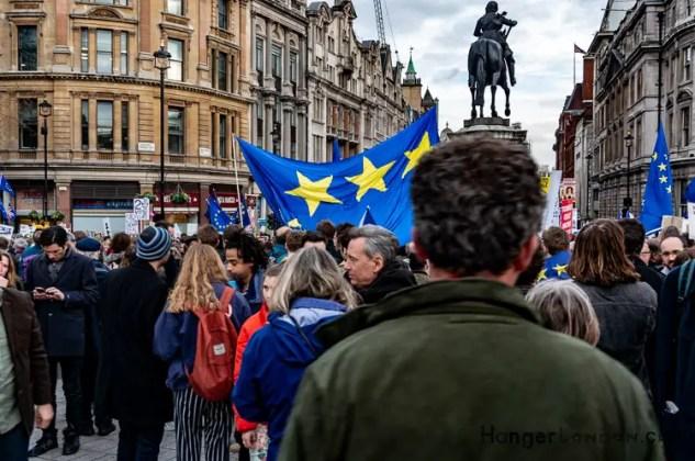 eu anti brexit macrhg eu flag