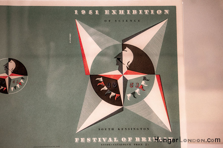 Poster for the Festival of Britan can be found at the V&A Museum