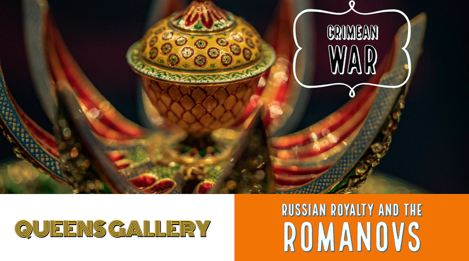 Russian Royalty and the Romanovs at the Queens Gallery