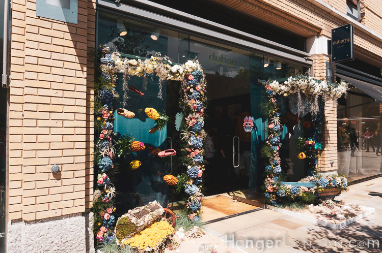 Dubarry 38 seaside sandy shop front Chelsea