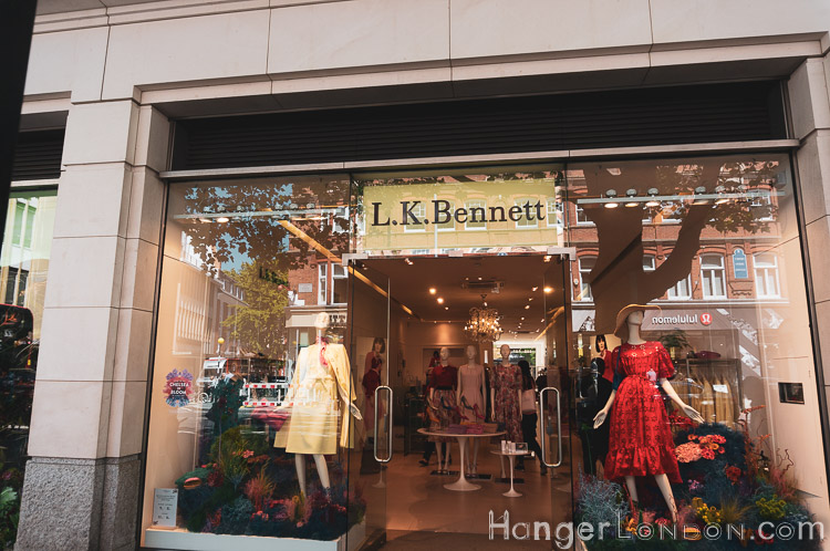 L K Bennett in bloom