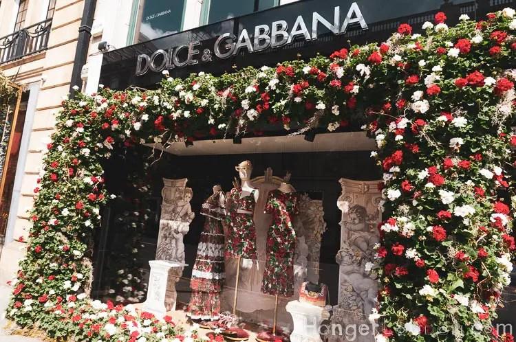 Chelsea in bloom D&G