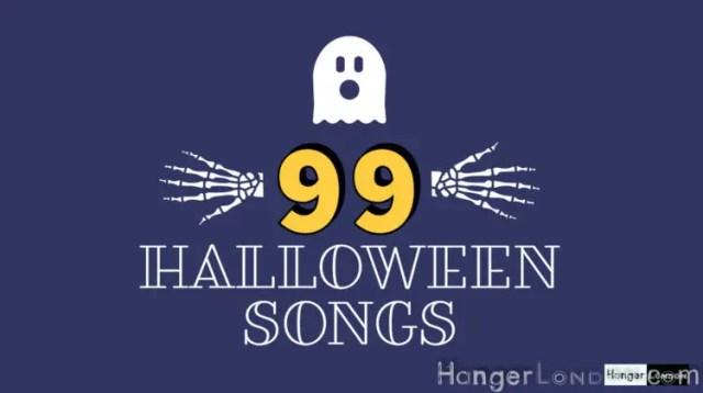 99 Halloween songs - honouring the dead