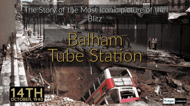 Story of Balham Bomb