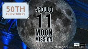 Apollo 11 Moon mission 50th anniversary