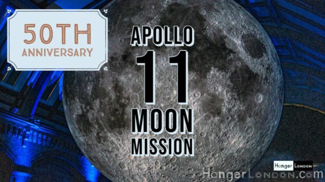 Apollo 11 Moon mission 50th anniversary