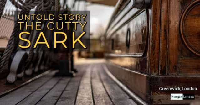 The Absolute story of the Cutty Sark, 1869-2020 victory over tradegy 4