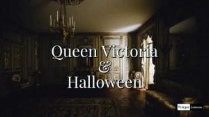 queen victoria and halloween