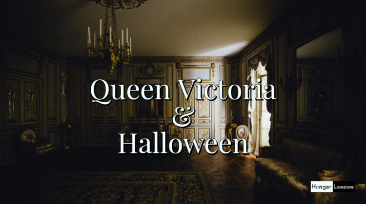 queen victoria and halloween