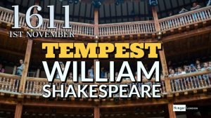 william shakespear tempest