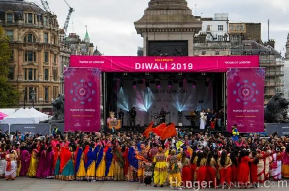 Mainstage Diwali Trafalgar