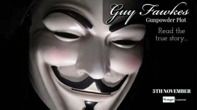 Guy Fawkes Gun Powder Plot