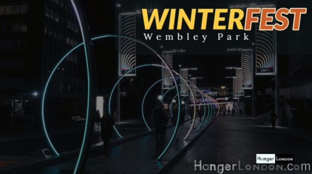 winterfest wembley park