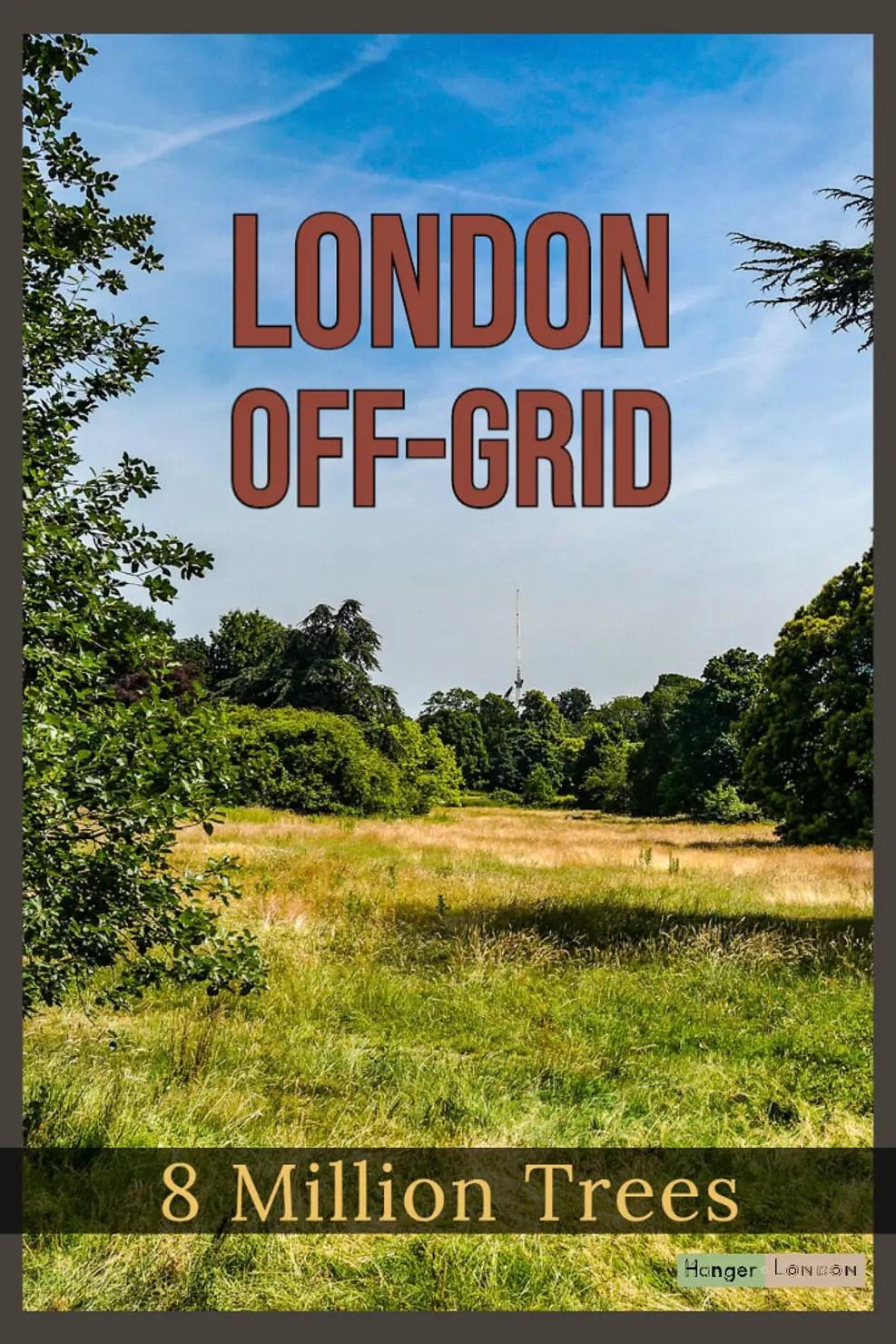 London off-grid