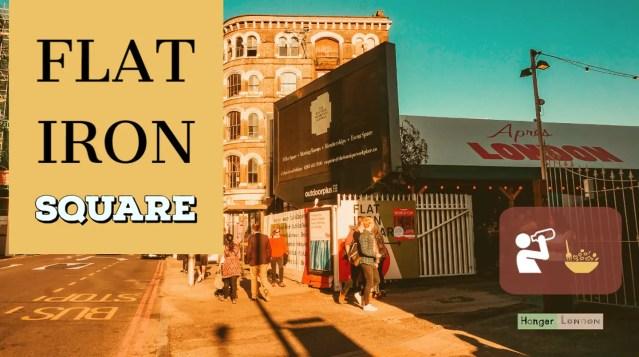 Flat Iron Square Eating Hub