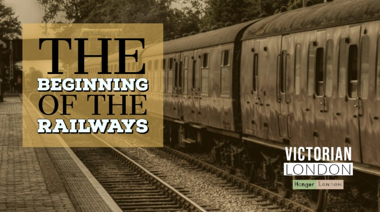 the beginning of the Railways