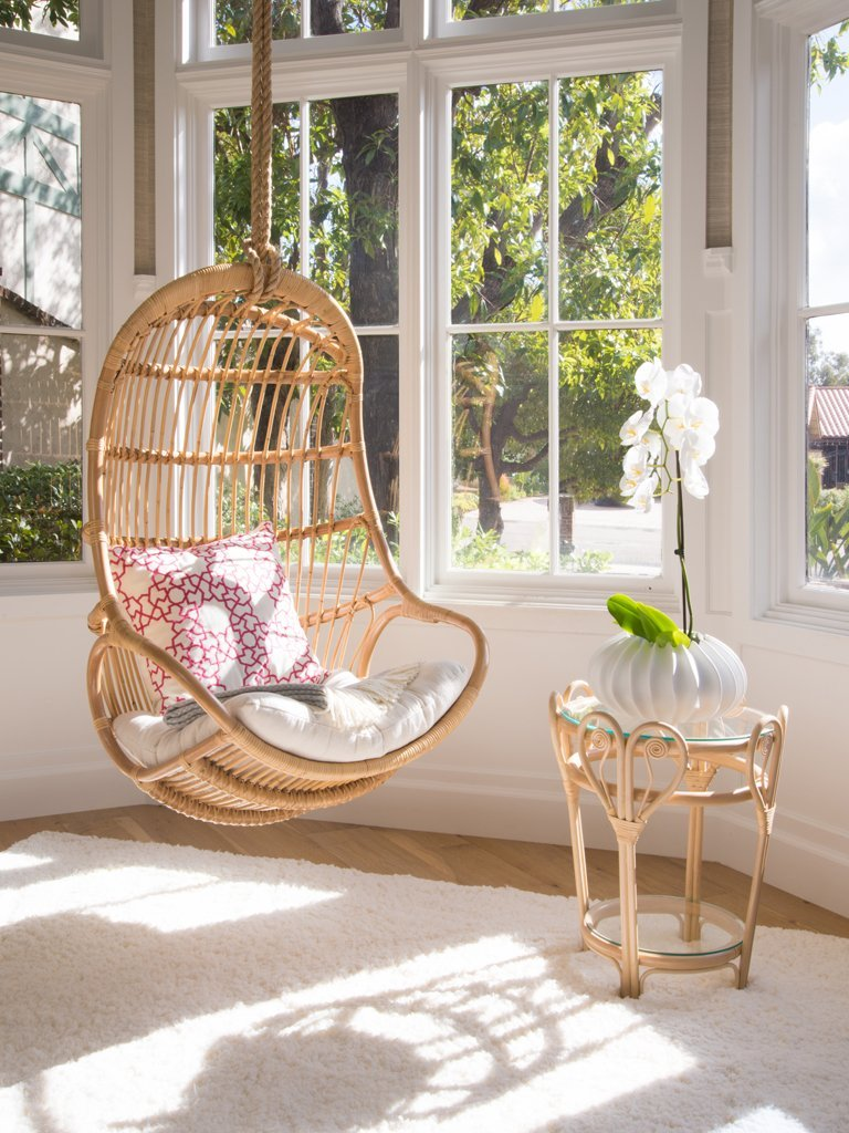 How To Install A Hanging Chair Indoors Hanging Chairs