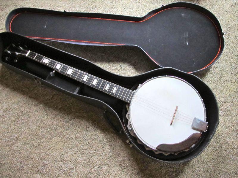Banjo Made Japan Hohner