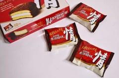 韓国で人気のおやつ「チョコパイ情」おみやげにもいいかも?!