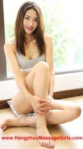 Silvia - Hangzhou Massage Girl