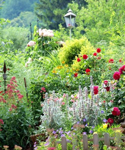 Hang zum Grünen Hanggarten Gartenblog