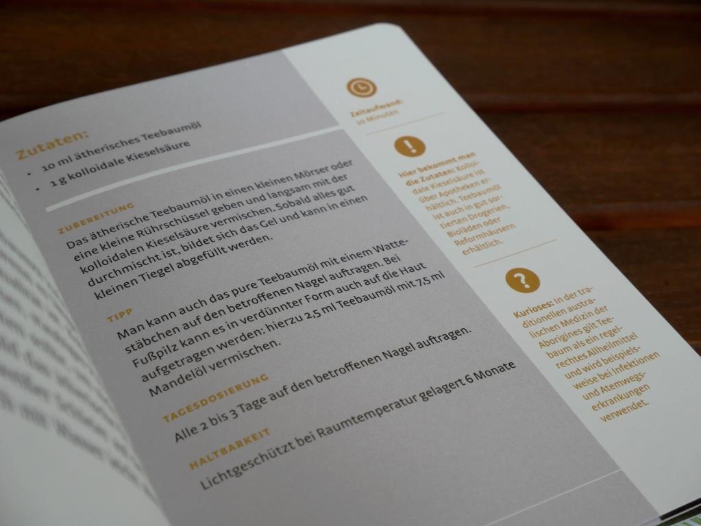 Achmüller Rezept Zutaten und Hinweise