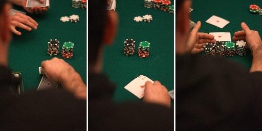賭け金を変えていくベッティングシステム