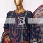 Summer Embroidered Lawn Collection Vol-1 EMB-1398 1