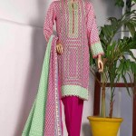 DIAMOND CLASSIC RANGE EMBROIDERED COLLECTION D-DER 13-C 1