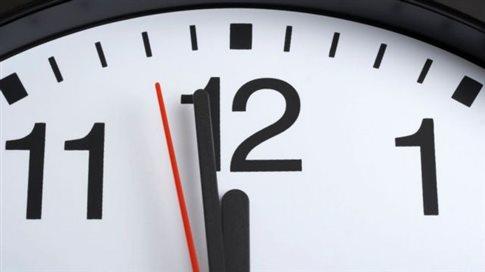 Πότε θα γυρίσουμε τα ρολόγια μας μία ώρα μπροστά - Χανιώτικα Νέα a9c9804fde6