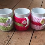 The Mug Hug by HanJan Crochet Hannah Cross crochet pattern