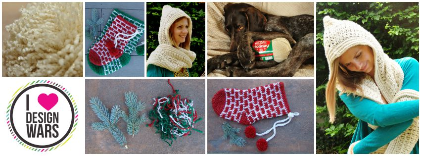 Design Wars: Holiday Yarn Challenge