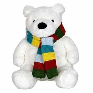 Polar Bear Plush Toy by John Lewis
