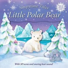 Little Polar Bear Book