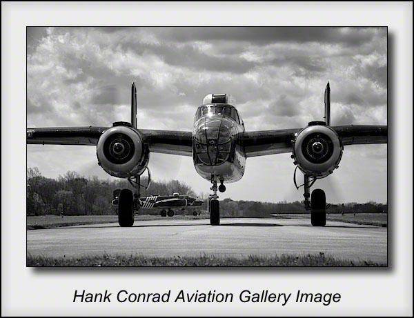 B-25 Champaign Gal