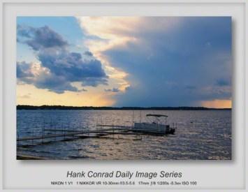7/19/2013 Lake Mitchell Storm