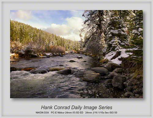 10/14/2013 Hyalite Canyon